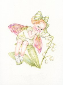 Lily of the Valley Fairy © Myrea Pettit